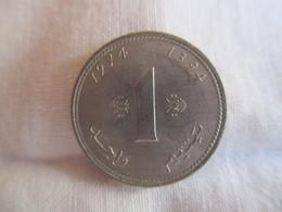 Morocco: 1 Santim 1974 - Maroc