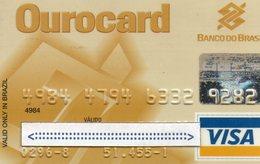 MEC.62 / BRASIL -  CREDIT CARD / BANK DO BRASIL  / VISA - Cartes De Crédit (expiration Min. 10 Ans)