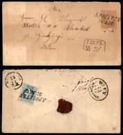 AUSTRIA - Intero Postale Raccomandato 5 Kreuzer + 10 Kreuzer Al Retro Da Spoelten A Vienna - Unclassified