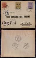 AUSTRIA - 1918 (13 Aprile) - Lemberg Vienna - Unclassified