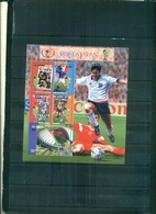 S.KITTS JAPON-KOREA 2002 5 VAL NEUFS A PARTIR DE 0.75 EUROS - St.Kitts E Nevis ( 1983-...)