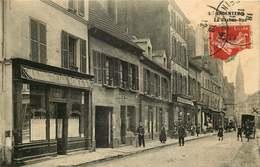 VAL D'OISE  ARGENTEUIL   La Grande Rue - Argenteuil