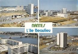 PIE.T Jm2.19-7222  :  NANTES ILE DE BEAULIEU. IMMEUBLES. - Nantes