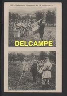 DD / GUERRE 1914-18 / SAINT-DIÉ (VOSGES) / 13 JUILLET 1915 LE GENERAL JOFFRE DÉCORE LE DRAPEAU DU 133è D' INFANTERIE - Weltkrieg 1914-18