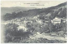 Cpa Lozère - Vialas - Vue D'ensemble - Other Municipalities