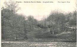 OTTIGNIES   Société  Du   Parc De L' étoile  Le Grand Vallon.. - Ottignies-Louvain-la-Neuve