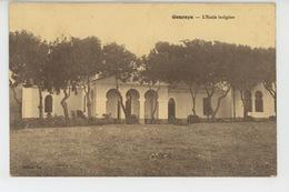 AFRIQUE - ALGÉRIE - GOURAYA - L'Ecole Indigène - Other Cities