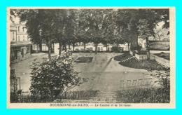 A748 / 083 52 - BOURBONNE LES BAINS Casino Et Terrasse - Bourbonne Les Bains