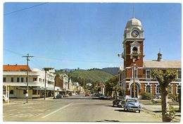 NEW ZEALAND : NELSON - TRAFALGAR STREET, MORRIS MINOR (10 X 15cms Approx.) - New Zealand