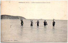22 SAINT-CAST - L'heure Du Bain Et Pointe De L'Ile - Saint-Cast-le-Guildo