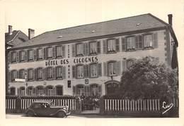 PIE.T Jm2.19-7245 : ABRESCHVILLER. HOTEL DES CIGOGNES. VICTOR MARX. - France