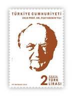 AC - TURKEY STAMP - Prof Dr. FUAT SEZGIN YEAR MNH 14 MAY 2019 - 1921-... République