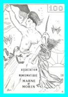 A747 / 477 ILLUSTRATEUR JEAN LUC Association Numismatique De Marne Et Morin - Illustrateurs & Photographes