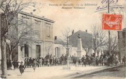 13 - Roquefort-La-Bédoule - La Bédoule, Monument Villeneuve, Environs De Marseille (enfants) - Andere Gemeenten