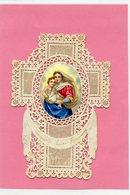 CANIVET - Croix Avec Marie Et Jésus Au Centre - - Andachtsbilder