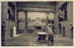 Tentoonstelling Van Brussel 1935 Binnenste Paviljoen Stad Rome - Expositions