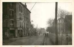 VAL D'OISE  ARGENTEUIL   Avenue Maréchal Foch - Argenteuil