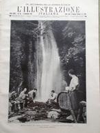 L'illustrazione Italiana 5 Novembre 1916 WW1 Yser Verdun Isonzo Dobrugia Trieste - Guerra 1914-18