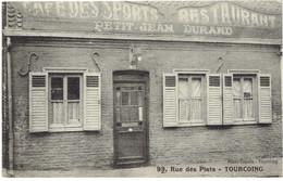 59 TOURCOING  Café Des Sports - Tourcoing