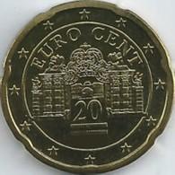 Oostenrijk 2019      20 Cent      UNC Uit De Rol  UNC Du Rouleaux  !! - Autriche