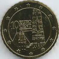 Oostenrijk 2019      10 Cent      UNC Uit De Rol  UNC Du Rouleaux  !! - Autriche
