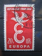 FRANCE    N° 1173 - OBLITERATION RONDE - Francia