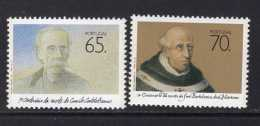 1829 - 1830 Schriftsteller Postfrisch MNH ** - 1910-... República