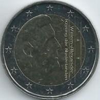 Nederland  2019    2 Euro  Deze Munt Komt Uit De COINCARD  En Is Zeer Zeldzaam-extréme Rare  !! - Pays-Bas