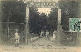 VAL D'OISE  ARGENTEUIL   Val Notre Dame Rue De Sartrouville  Maison JULES - Argenteuil