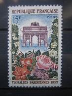 FRANCE    N° 1189 - OBLITERATION RONDE - Francia