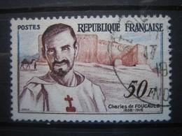 FRANCE    N° 1191 - OBLITERATION RONDE - Francia