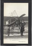 CPA Aviation Aviatrice Non Circulé Mademoiselle Damedoz - Airmen, Fliers