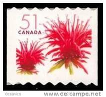 Canada (Scott No.2128iii - Fleur / Flower) [**] Perf 6.75-7  NOTE - Neufs