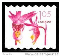 Canada (Scott No.2130iii - Fleur / Flower) [**]  Perf 6.75-7  NOTE - Neufs