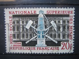 FRANCE    N° 1197 - OBLITERATION RONDE - Francia