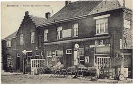 BELGIQUE  Flandre Occidentale, ADINKERKE Bureau Des Douanes Belge Et Station Service - Belgium