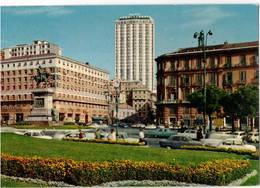 NAPOLI - PIAZZA MUNICIPIO  (NA) - Napoli