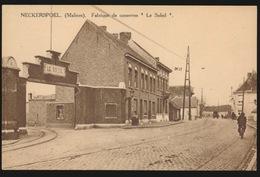 MECHELEN NECKERSPOEL   FABRIQUE DE CONSERVES  LE SOLEIL - Mechelen