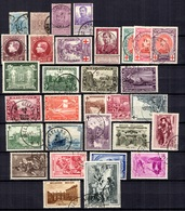 Belgique Belle Petite Collection D'anciens 1866/1939. Bonnes Valeurs. B/TB. A Saisir! - Belgien