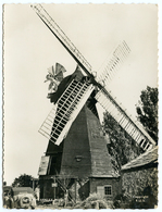 WINDMILL : ENGLAND - EARNLEY MILL, SUSSEX (10 X 15cms Approx.) - Windmills