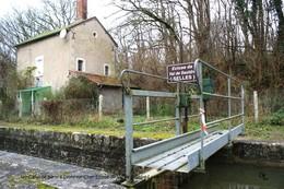 Canal De Berry (41)- Selles-sur-Cher-Ecluse Du Val De  Sauldre (Edition à Tirage Limité) - Selles Sur Cher