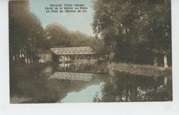 VOID - Canal De La Marne Au Rhin - Le Pont Du Chemin De Fer - Altri Comuni