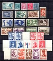 France Belle Petite  Collection De Bonnes Valeurs Neufs ** MNH 1919/193.. Gommes D'origine. TB. A Saisir! - France