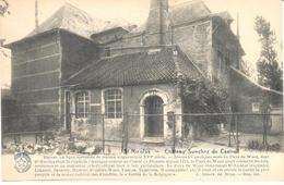 POSTAL    ST. NICOLAS  -BELGICA  - CHÂTEAU SUNCHEZ DE CASTRO - Bélgica