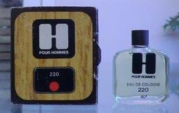 H POUR HOMMES - 220 - EDC 5 ML 80° De DIPARCO - Mignon Di Profumo Uomo (con Box)
