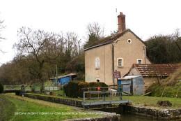 Canal De Berry (41)-Selles-sur-Cher- Ecluse De La Thizardières (Edition à Tirage Limité) - Selles Sur Cher