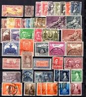 Espagne Belle Petite Collection D'anciens 1909/1951. Bonnes Valeurs.  B/TB. A Saisir! - Sammlungen