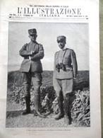 L'illustrazione Italiana 31 Dicembre 1916 WW1 D'Annunzio Macedonia Valanga Museo - Guerra 1914-18