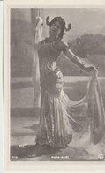 MATA HARI - 5116 - WALERY - PARIS - FORMAT CARTE POSTALE - ASPRANAN - LABORATOIRES FOURNIER - PARIS - Pubblicitari