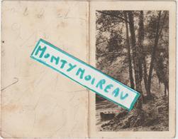 R : Vieux  Papier :   Calendrier  1943 ( Arbre ) - Calendarios